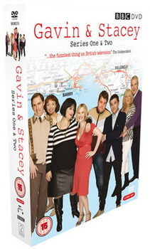 Gavin And Stacey - Series 1-2 (DVD)