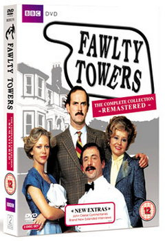Fawlty Towers: The Complete Collection - Remastered (1979) (DVD)