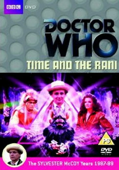 Doctor Who: Time And The Rani (1987) (DVD)