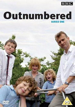 Outnumbered - Series 1 (DVD)