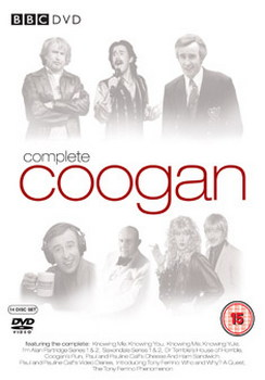 Steve Coogan - The Complete Collection (DVD)