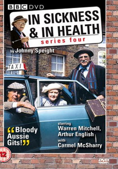 In Sickness And In Health - Series 4 (DVD)