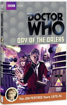Doctor Who: Day Of The Daleks (1971) (DVD)