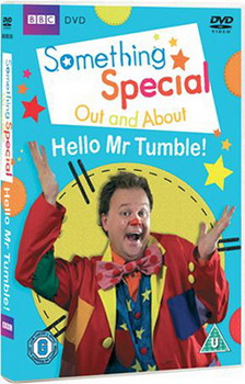Something Special - Out And About: Hello Mr Tumble (DVD)