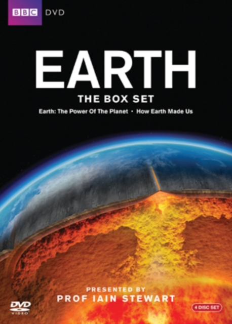 Earth - The Box Set (DVD)