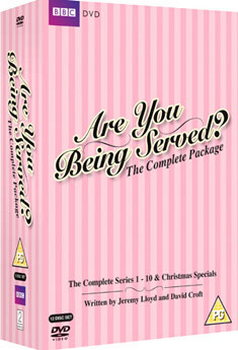 Are You Being Served - The Complete Series (DVD)