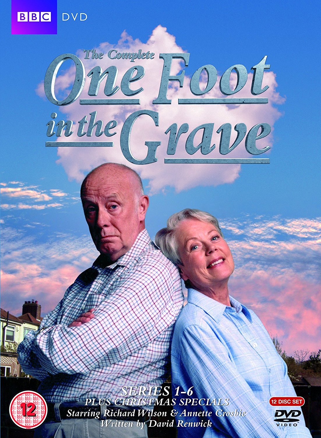 One Foot In The Grave - Series 1-6 - Complete Plus The Christmas Specials (DVD)