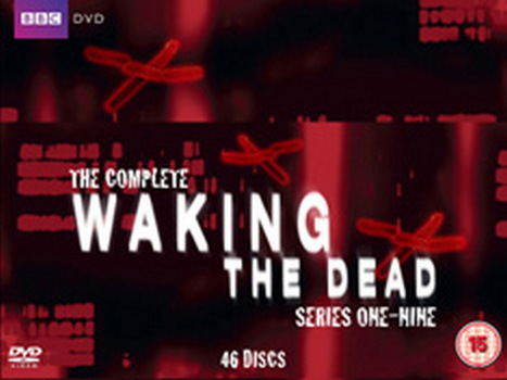 Waking The Dead - Series 1-9 (DVD)