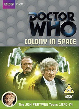 Doctor Who: Colony In Space (1971) (DVD)