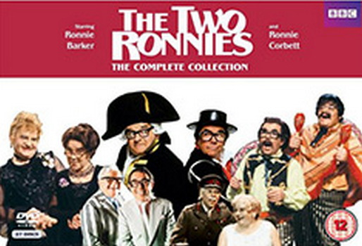 Two Ronnies - The Complete Collection (DVD)