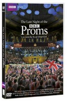 Last Night Of The Proms 2010 (DVD)