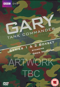 Gary Tank Commander - Series 1 And 2 Box Set (DVD)