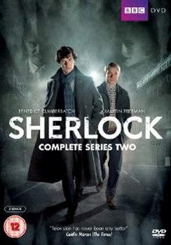 Sherlock - Series 2 (DVD)