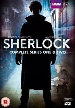 Sherlock - Series 1 And 2 (DVD)
