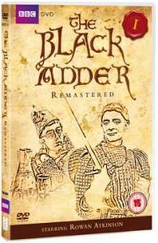 The Blackadder - Remastered (DVD)