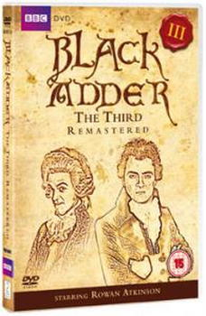 Blackadder The Third - Remastered (DVD)