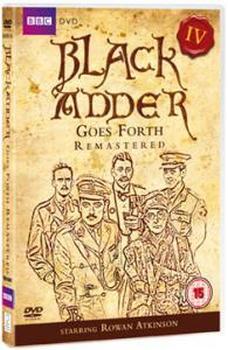 Blackadder Goes Forth - Remastered (DVD)