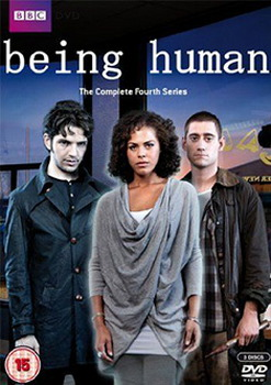 Being Human - Series 4 (DVD)
