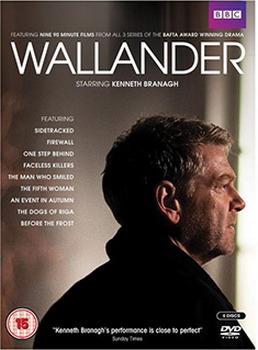 Wallander - Series 1-3 - Complete (DVD)