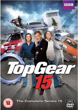 Top Gear - Series 15 (DVD)