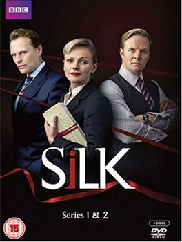 Silk - Complete Series 1 And 2 Box Set (DVD)