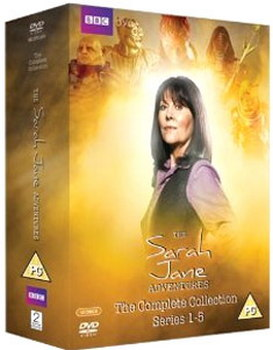 Sarah Jane Adventures - Series 1-5 - Complete (DVD)