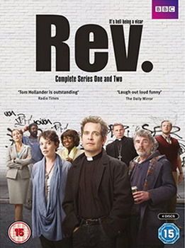 Rev - Series 1-2 - Complete (DVD)
