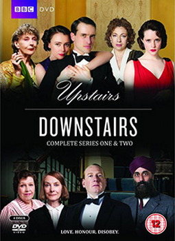 Upstairs Downstairs - Complete Series 1 And 2 Box Set (DVD)