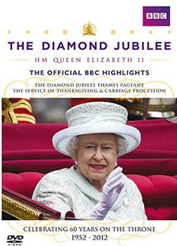 The Diamond Jubilee Hm Queen Elizabeth Ii - The Official Bbc Highlights (DVD)