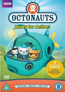 Octonauts - Ready For Action (DVD)