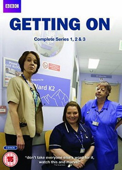 Getting On - Series 1-3 - Complete (DVD)