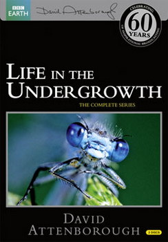 David Attenborough: Life In The Undergrowth - The Complete Seires (2005) (DVD)