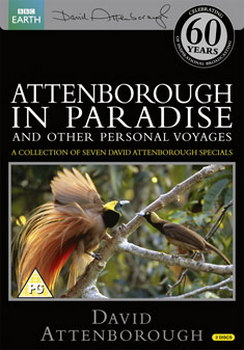 Attenborough In Paradise - The David Attenborough Specials (DVD)
