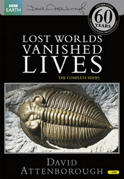 David Attenborough: Lost Worlds Vanished Lives - The Complete Series (DVD)