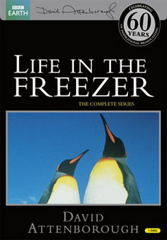 David Attenborough: Life In The Freezer - The Complete Series (DVD)