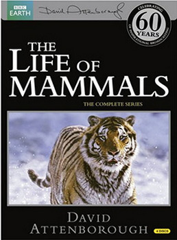 David Attenborough: The Life Of Mammals - The Complete Series (2002) (DVD)