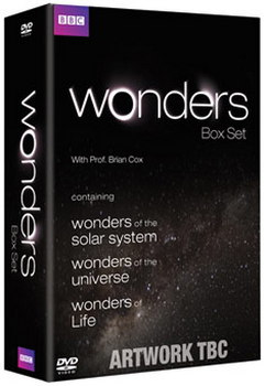 A Collection Of Wonders Boxset 1-3 - Collection (DVD)