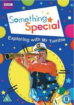 Something Special: Exploring With Mr.Tumble (DVD)