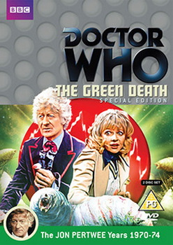 Doctor Who: The Green Death (1973) (DVD)