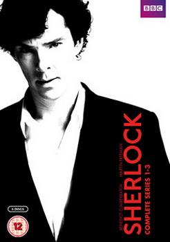 Sherlock - Series 1-3 (DVD)