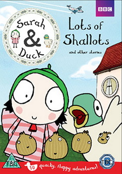 Sarah And Duck: Lots Of Shallots And Other Stories (DVD)