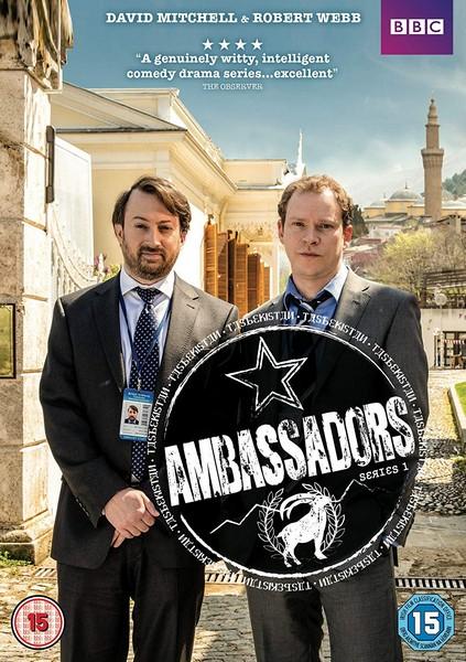 Ambassadors: Series 1 (DVD)
