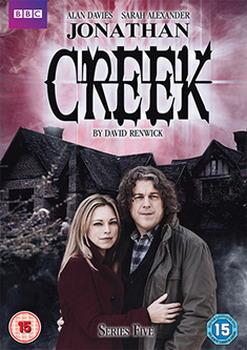 Jonathan Creek - Series 5 (DVD)