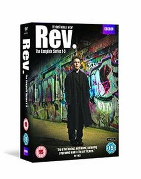 Rev - Series 1-3 (DVD)