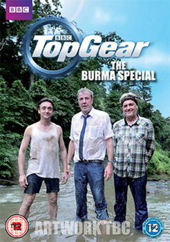 Top Gear - The Burma Special (DVD)