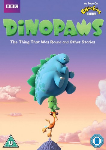 Dinopaws - The Thing That Was Round And Other Stories (DVD)