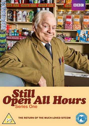 Still Open All Hours - Series 1 + 2013 Christmas Special (DVD)