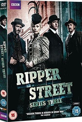 Ripper Street - Series 3 (DVD)