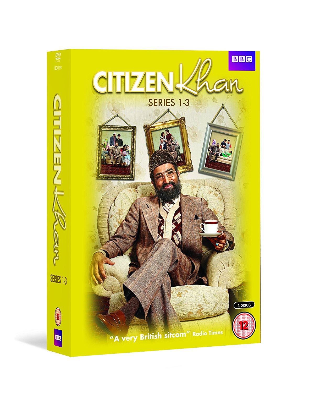Citizen Khan S1 - 3 Box Set (DVD)