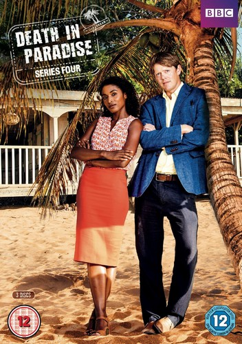 Death In Paradise: Series 4 (DVD)